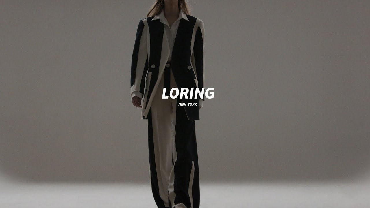LORING NEW YORK Fall/Winter 2021 Fashion Film
