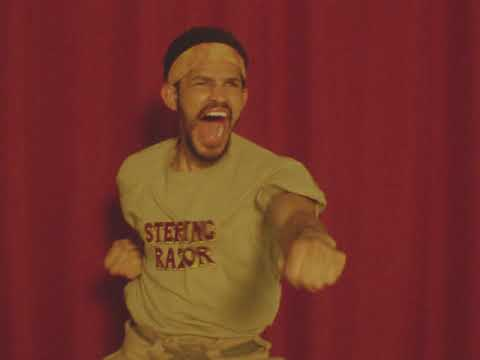 Nicholas Daley SS21 'Stepping Razor'