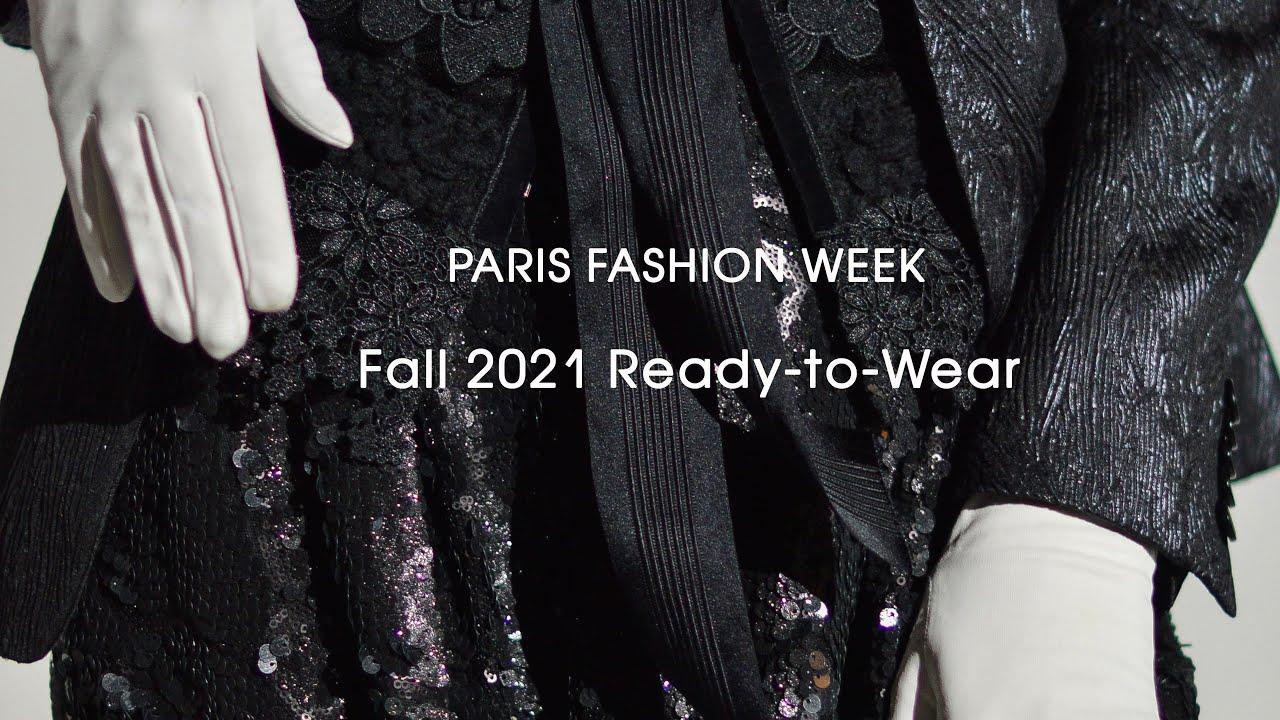 VALENTIN YUDASHKIN FALL WINTER 2021-2022 / PARIS FASHION WEEK