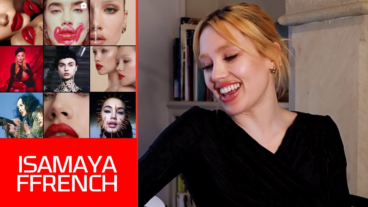 Isamaya Ffrench | Welcome to My Channel!