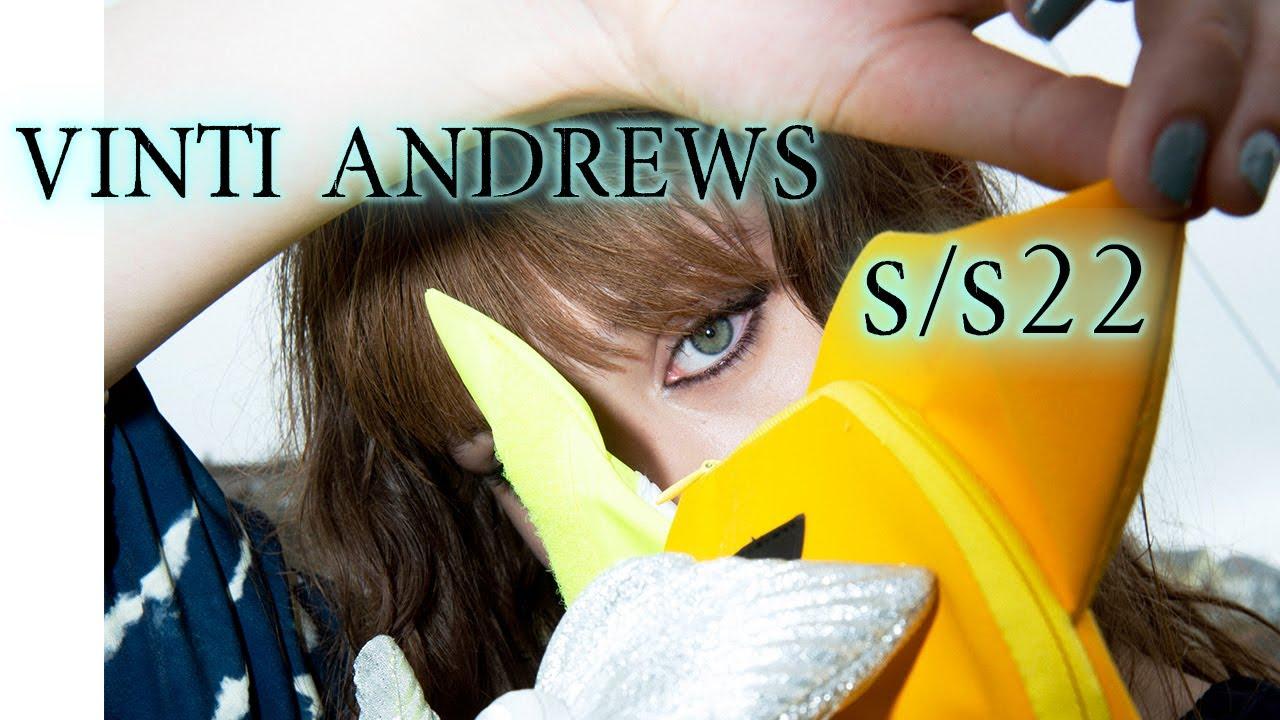 Vinti Andrews Spring Summer 2022 LFW Fashion Film